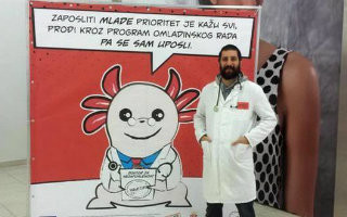 Srbija: Uz NAPOR za kvalitetniji rad sa mladima