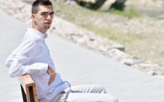 Mladić s autizmom priprema se za fakultet