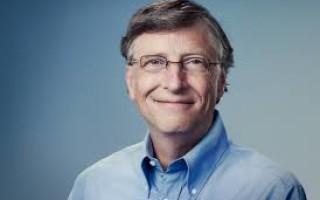 Kako razmišljati poput Billa Gatesa?