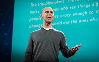 TEDx: Kako kreativni ljudi dolaze do dobrih ideja?