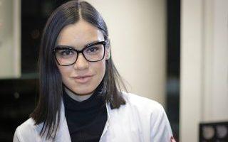 Ana Lukajić: Banjalučanka s diplomom, vozi kamion, optičarka, teniski sudija