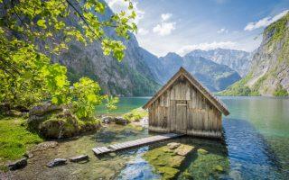 10 malih drvenih kućica u Europi koje ćete odmah poželjeti napraviti sami