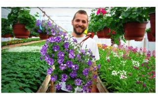 Mladi farmeri – Uroš Šušak: Kako sam postao cvjećar?