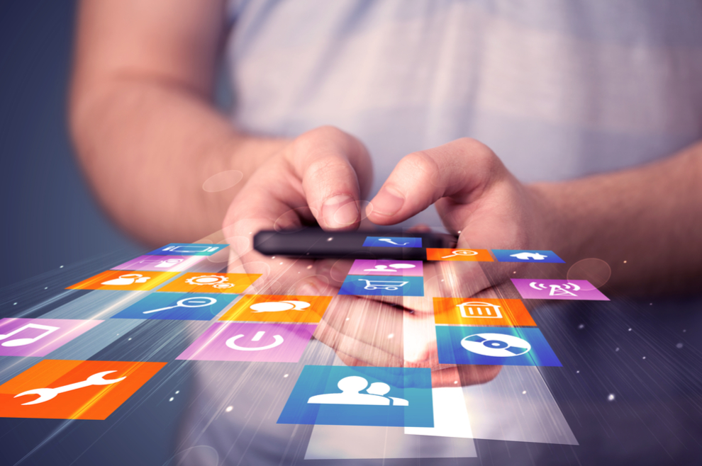 Aplikacije za društvene mreže i za druženje