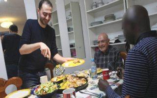 """""""Imam 74 godine, živim s dvoje izbjeglica i ovo je bolje od Erasmusa"""""""