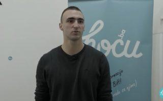 Aktivni mladi – Meris Bećović