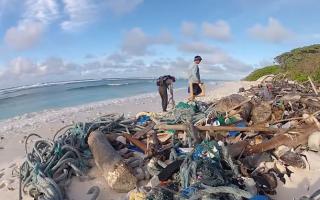 Zemaljski raj je potpuno uništen! Snimke s nekad najljepših plaža svijeta, do nekih dijelova otoka bilo je i nemoguće doći