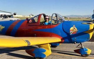 Ništa nije nemoguće: 36-ogodišnja žena prvi pilot na svijetu bez ruku