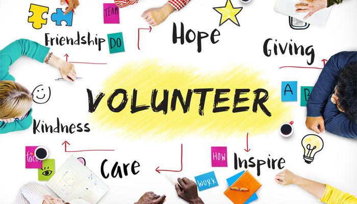 Slikovni rezultat za volontiranje
