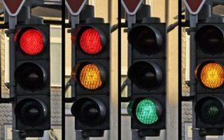 Prvi semafor napunio 150 godina