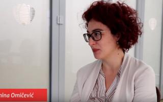Šta je bila tvoja odskočna daska u karijeri – Amina Omičević