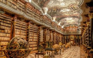 Najljepša biblioteka na svijetu nalazi se u Pragu i ostavlja bez daha
