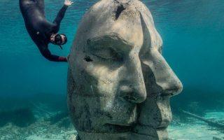 Spektakularni podvodni muzej otvoren je u Cannesu u Francuskoj