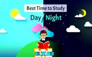 Dan ili noć – kada je bolje učiti?