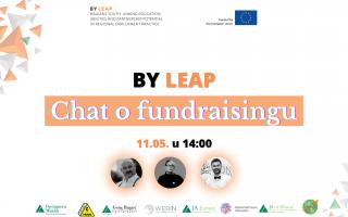 "Poziv na webinar – ""Chat o fundraisingu"""