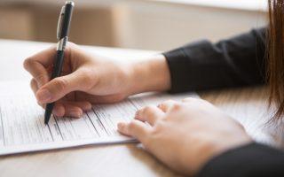 Kako napisati molbu za zaposlenje
